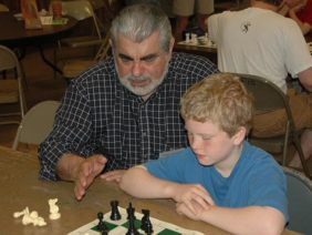 East Greenwich, RI – June 2008 Chess Fest